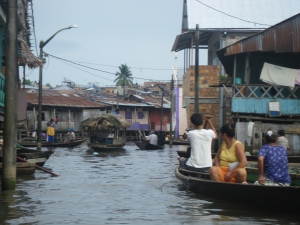 Belen, Iquitos - the Venice of Peru