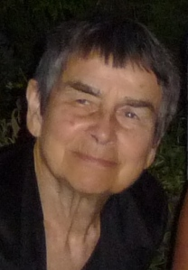 Anne in 2009, age 87