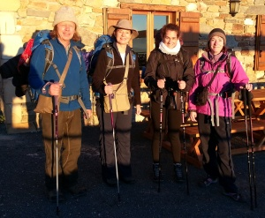 Little did I know at the start of Day 2, how this motley crew would define my Camino 2015