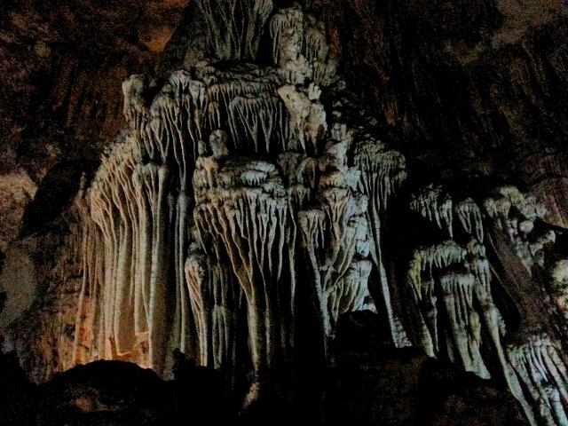 Seeing Clarely in the Cuevas de Nerja