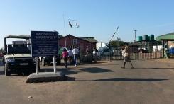 Zimbabwe-Botswana Border