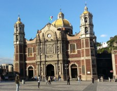 Old Basilica of Our Lady of Guadalupe,